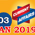 Kerala PSC Daily Malayalam Current Affairs 03 Jan 2019