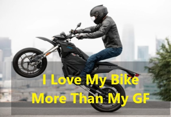 Bike Riding Whatsapp Status for Boys