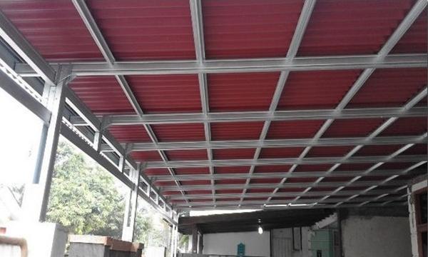 atap baja ringan untuk rumah