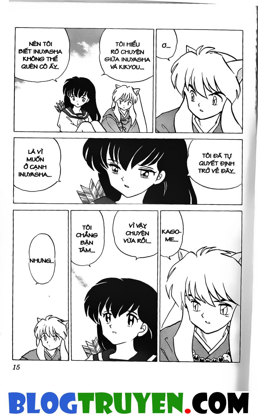 Inuyasha vol 26.1 trang 12