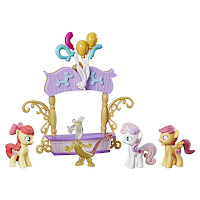 My Little Pony the Movie FIM Collection Cutie Mark Crusaders Balloon Booth