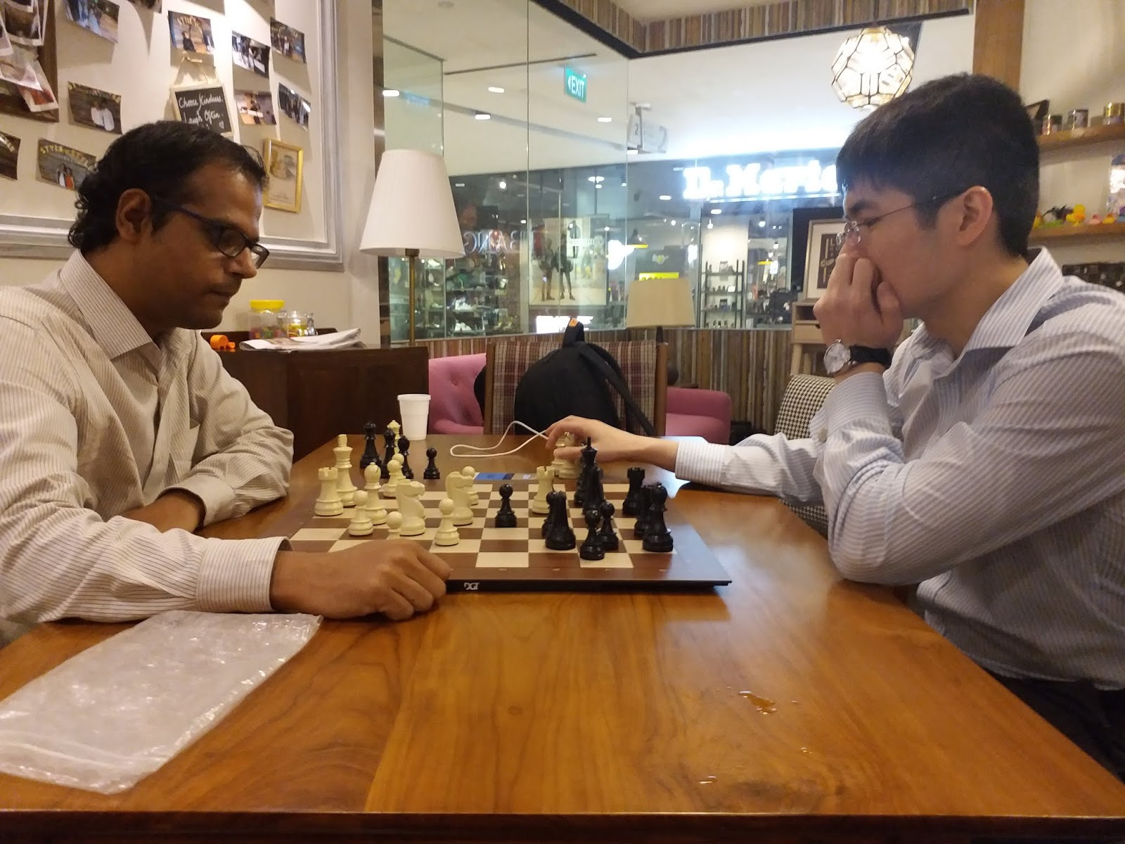 newbie_learner's chess adventures: October 2018