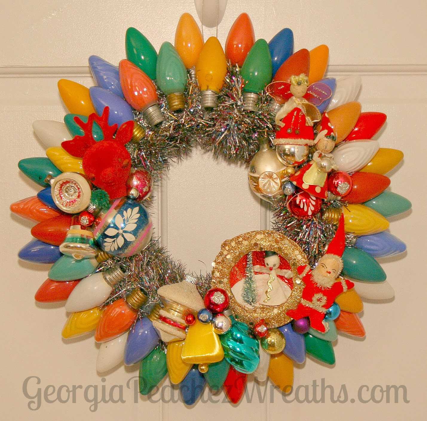 I M Working On A Few Of These Wreaths For This Year