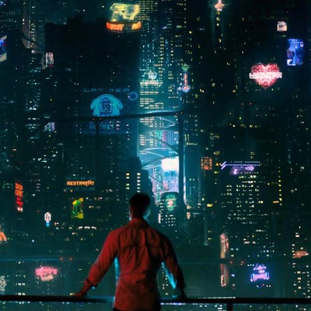 Future Cityscape Wallpaper Engine