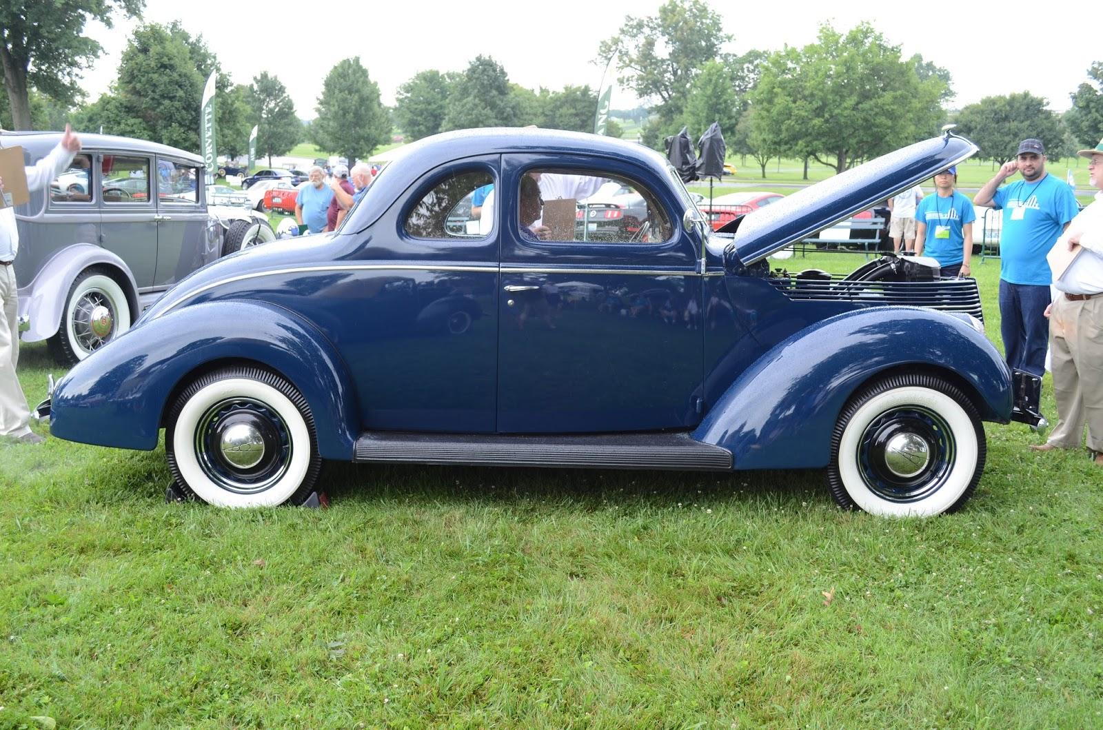 Turnerbudds Car Blog: Vintage Cars at Keeneland