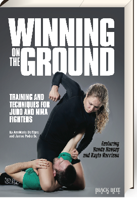 http://www.amazon.com/Winning-Ground-Training-Techniques-Fighters/dp/0897502051/ref=tmm_pap_title_0?ie=UTF8&qid=1392757363&sr=8-1