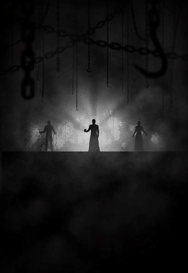 Marko Manev. Noir Series Vol. 2. Films. Hellraiser