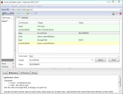 Test Otomasyon Aracı Selenium IDE Kurulumu ve Kullanımı
