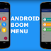 Boom Menu For Android - New Era of Android Menu UI