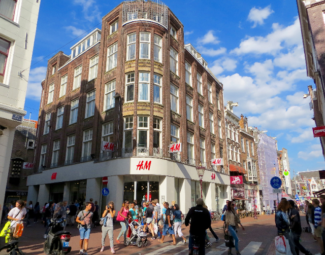 Ruas 9 Straatjes em Amsterdã