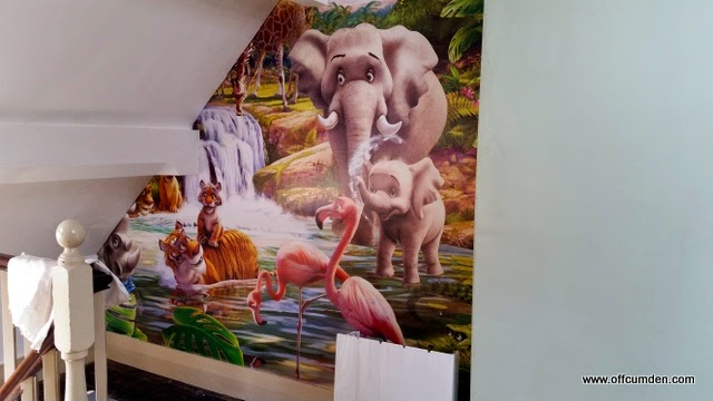 walltastic mural