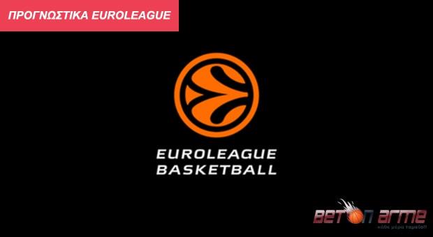 Bet-on-arme.com : Euroleague 11η αγωνιστική