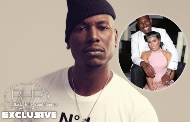 Singer And Actor Tyrese Set The Record Straight With Backlash From His Marriage