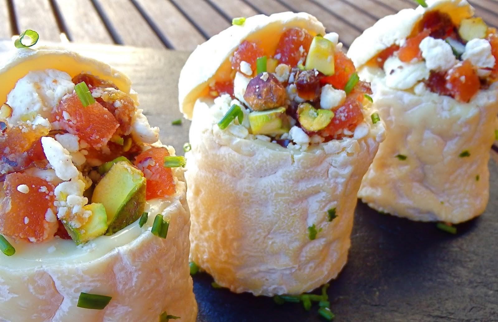 Recetas para fiestas aperitivos de queso y membrillo for Aperitivos para barbacoa