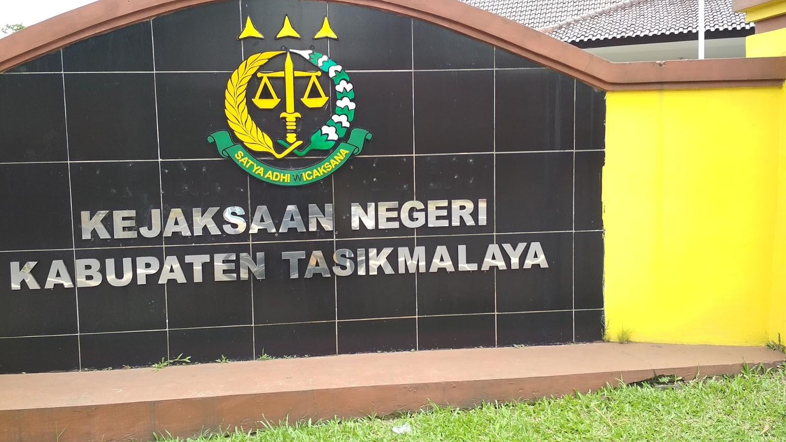 kantor kejaksan negeri singaparna kabupaten tasikmalaya