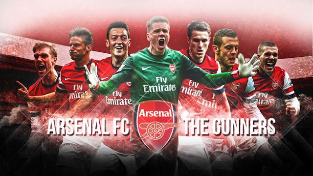Jadwal Pertandingan Sepakbola Arsenal Musim 2015/16