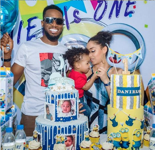 d'banj-son-daniels-first-birthday-photos