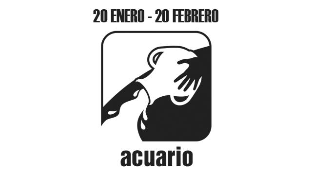 Horóscopo diario Acuario