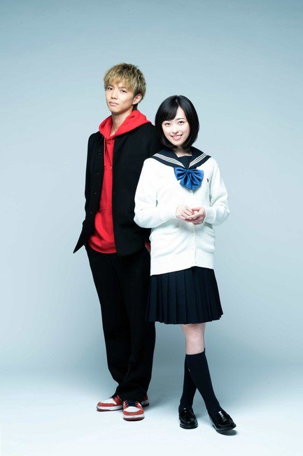 Movie Live-Action 4-Gatsu no Kimi, Spica akan dibuka 5 April nanti