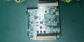 VCMII clone SP177-2 PCB 4