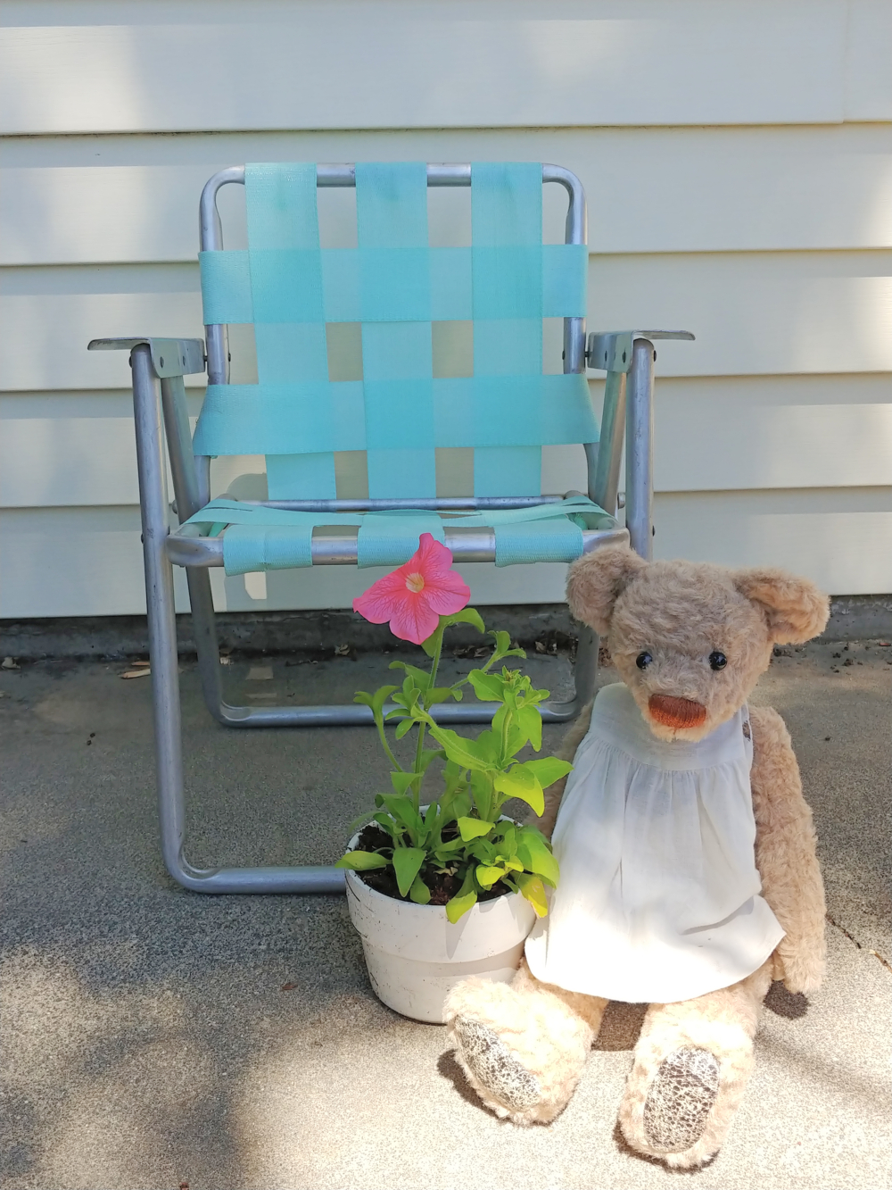 lawn chair redo