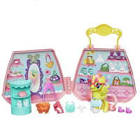 My Little Pony the Movie Fluttershy Purse Pet Care Playset