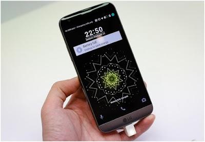 Thay vỏ LG G5