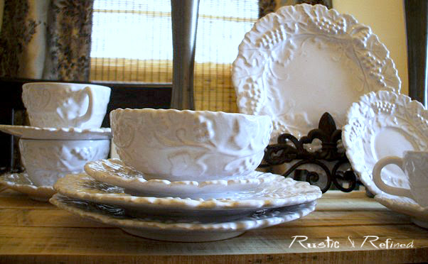 white italian made cups and saucers