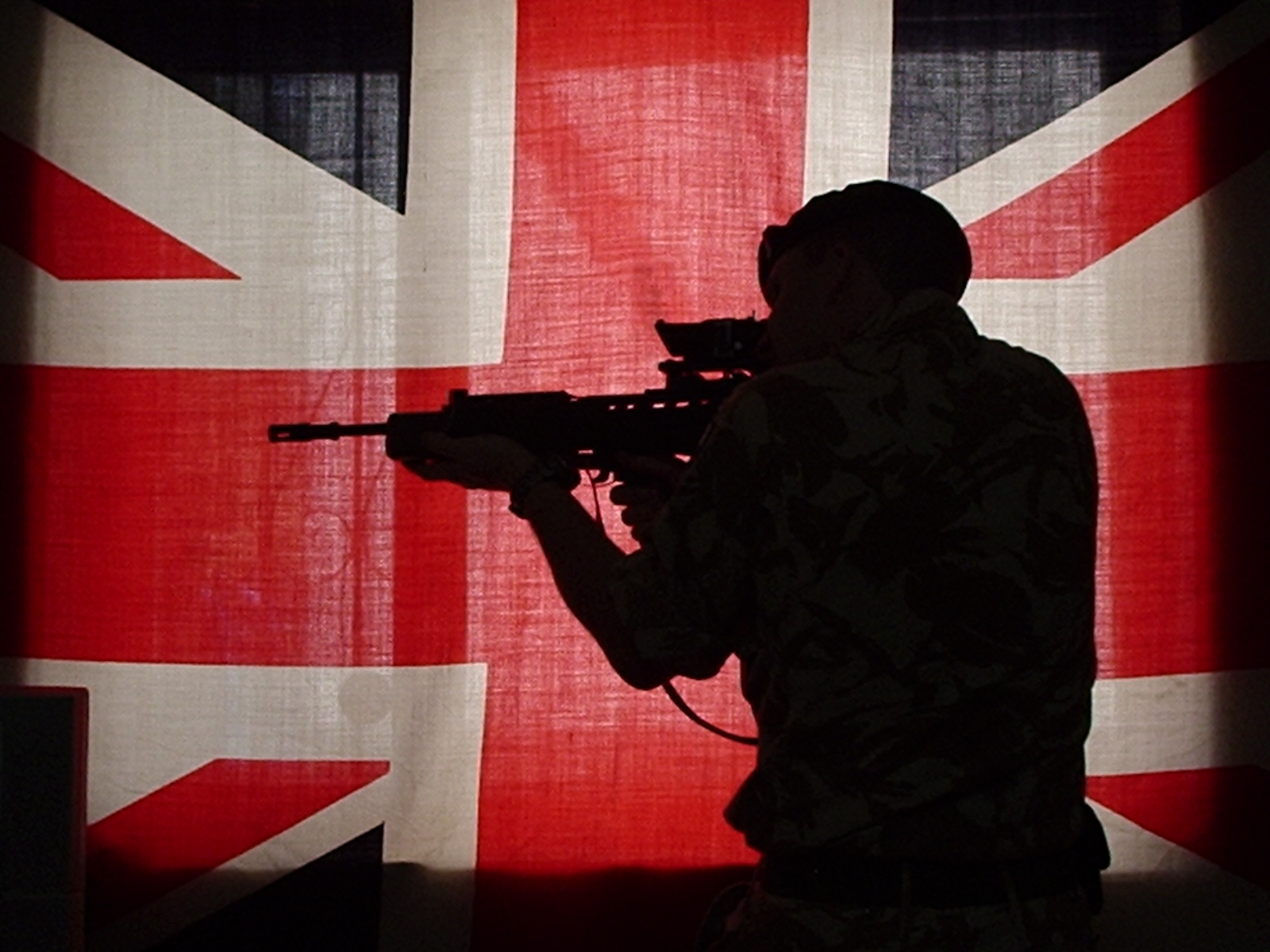 BBC News Bottom Up: British Soldier Rapes Six Year Old