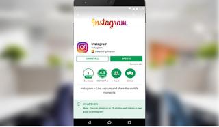 Video Instagram Tidak bisa Diputar Di Android, Begini solusinya