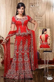 modelo de vestido de noiva indiando