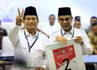 108 Alasan Memilih Prabowo Sebagai Presiden Ke 8 Di Pemilu 17 April 2019