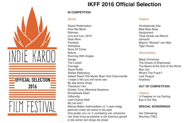 The Jewel of the Great #Karoo Shines Bright With The 2nd @IndieKaroo_FF