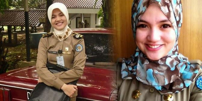 Lurah Paling Cantik Di Indonesia
