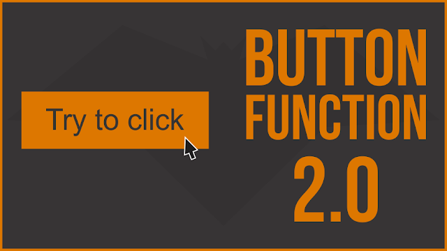 How to Create `Advance Clickable Buttons` on CMD with Mouse Hover Enabled | Button Function 2.0 By Kvc