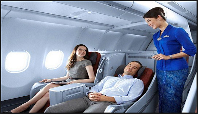 Cerita Lucu Pramugari dalam Melayani Penumpang di Pesawat