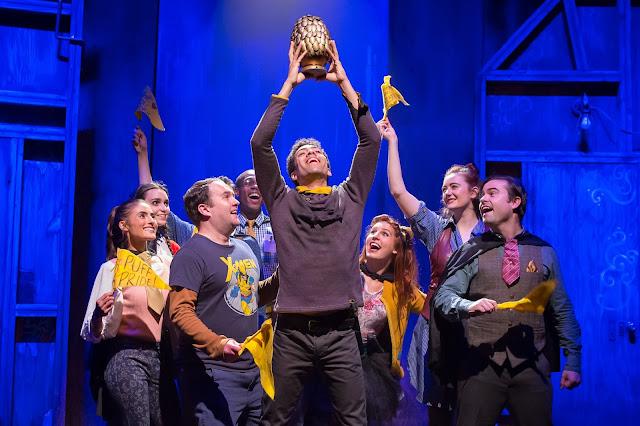"""Puffs: Filmed Live Off Broadway"""