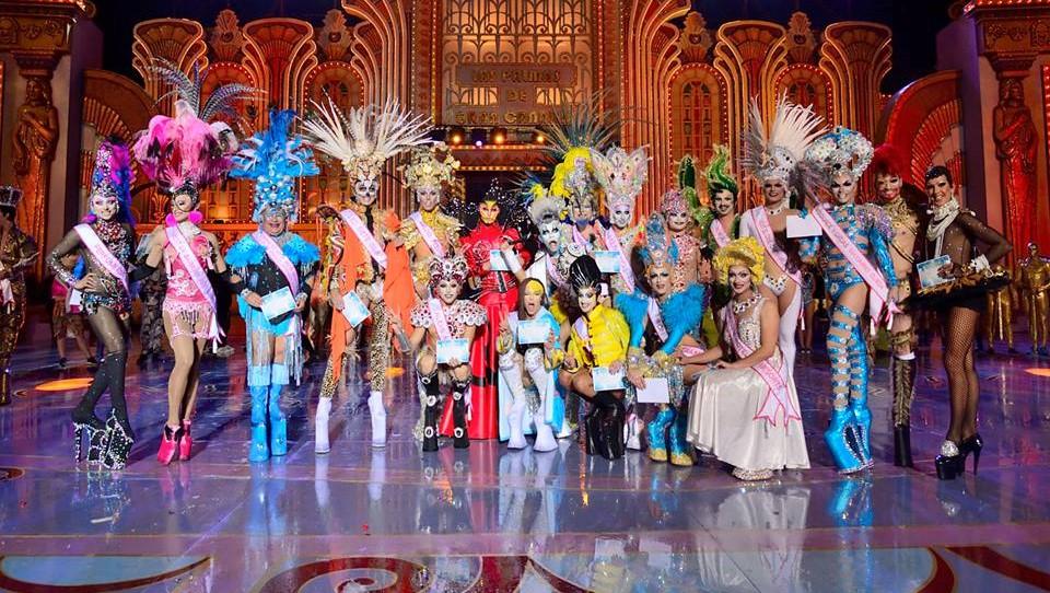 Estos son los 20 finalistas para la gala drag queen del carnaval - Gran canaria tv com ...