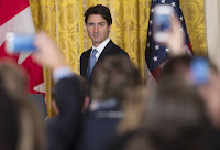 2Canadian Prime Minister Justin Trudeau did not discuss climate change in his meeting with President Trump earlier this month, but his country's climate policies show a lack of progress even without U.S. involvement. (Credit: Getty Images) Click to Enlarge.