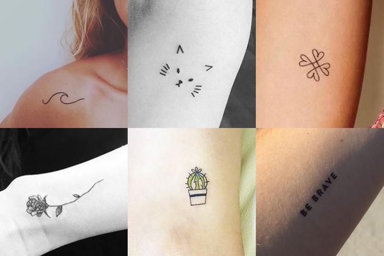 Dicas para tatuagem minimalista brenda ximenes for Minimalista significado