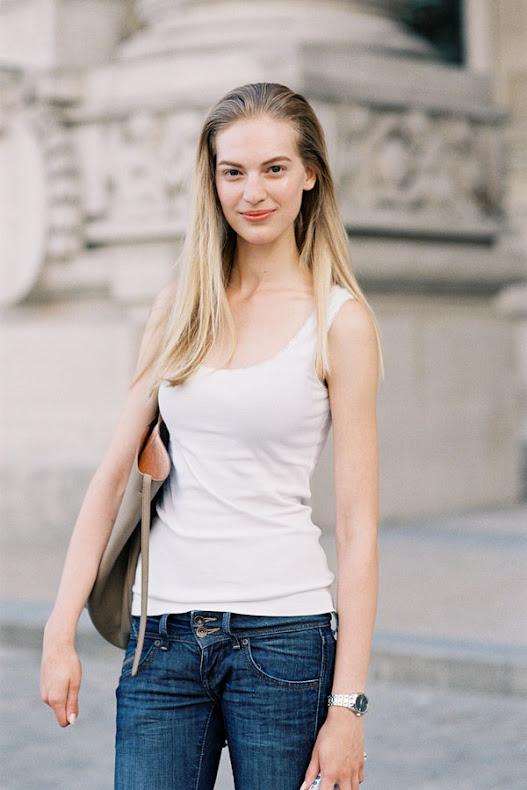 Vanessa Jackman: Paris Couture Fashion Week AW 2013.Vanessa