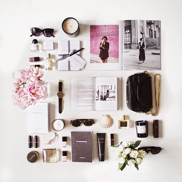 how to take flat lay photos dolce vanity