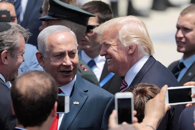 """Netanyahu busca """"una paz genuina"""" con los palestinos"""