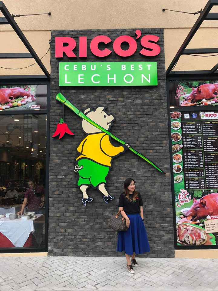 5c1a50a8c Open from 10:00 AM to 10:00 PM, Including takeout orders. For inquiries,  you may contact Rico's Lechon Tiendesitas at 0917-8950000, 234-9954, ...