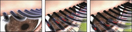 Blinc Mascara separates each lash with tubes that are easy to remove