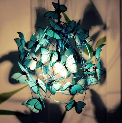 Butterfly Pendant Lamp
