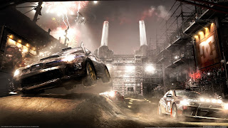 Colin McRae: DiRT 2 PS3 Wallpaper