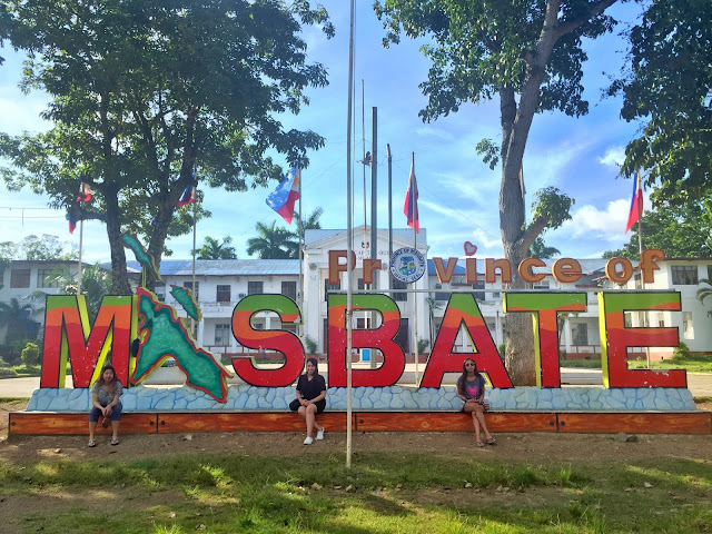 Masbate City Itinerary by Rizza Salas