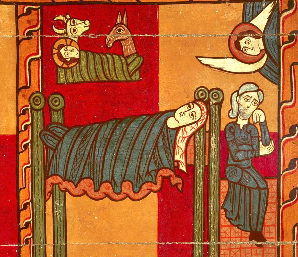 QUINA LA FEM?: [1786] Nativitat medieval