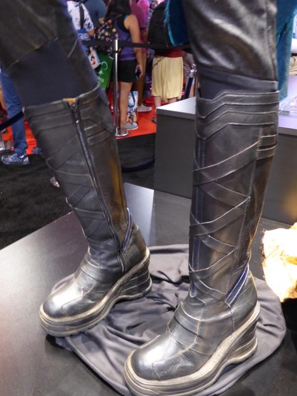 Valkyrie Thor Ragnarok costume boots